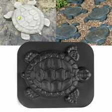 Turtle Paving Stepping Stone Mold Concrete Cement Tortoise Mould Garden Path Pad