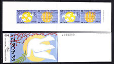 Europa Cept 1995 Greece booklet ** mnh (A1397) promotion