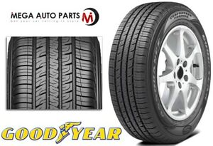 1 Goodyear Assurance ComforTred Touring P225/60R17 98H All Season 80k mi Tires