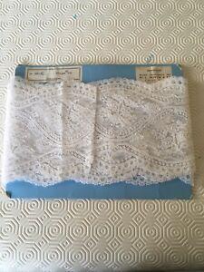 Antique French Lace, 2.65m, Noyon, Unused
