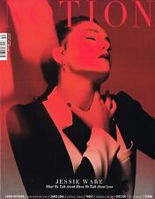 NOTION MAGAZINE #59 JESSIE WARE Little Nikki CONOR MAYNARD iamamiwhoami @NEW@