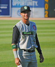 Albert Almora Chicago Cubs prospect 1st round 8x10 photo Kane County cougars a