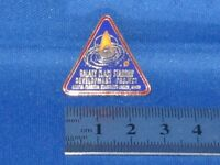 Star Trek Next Generation Galaxy Class Starship Development Pin Badge STPIN255