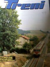 I Treni 177 prove e misure locomotiva  Rivarossi E 428