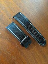 Panerai Brown Leather Watch Strap / Band (24mm) - OEM, Luminor, Radiomir, 1950