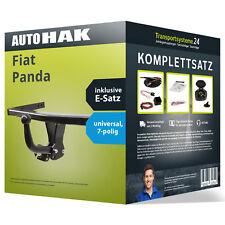 Anhängerkupplung starr FIAT Panda +Elektrosatz Kit (AHK+ES)