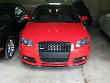 Für Audi A3 S3 8P Cup Front Spoiler Lippe Frontschürze Frontlippe Frontansatz-
