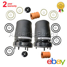 For BMW X5 E53 3.0,4.4,4.6,4.8L Air Suspension Springs Front Left & Right 1 Pair