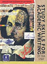 Study Skills for Academic Writing: Student's Book (English for Academic Study),