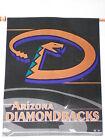 """Arizona Diamondbacks Weather Resistant 27"""" by 37"""" Vertical Flag (Indoor Outdoor)"""
