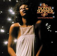 Donna Summer - Love To Love You Baby [CD]