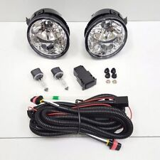 Clear Lens for 2004-2007 Nissan Armada Titan Fog Driving Light Bulbs Wire Switch