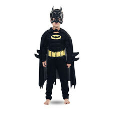 Cool Batman Costumes Superman Role Batman Costume Halloween For Kids Boys BE