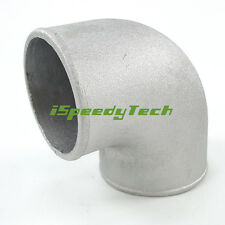 3 Inch Cast Elbow Pipe 90 Degree Aluminum Intercooler 76mm Turbo Tight Bend