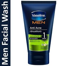 Vaseline Men Cleansing Foam Anti-Acne Facial Wash 100g
