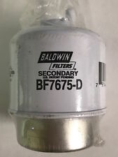 BF7675D, Baldwin Fuel Filter. BF7675-D,Direct replacement for John Deere RE60021