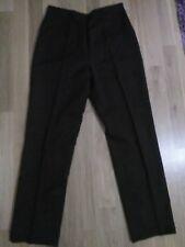 lotto 912 pantalone pantaloni donna classico marrone TG.48