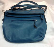 Franco Sarto BLUE Woman's Large Purse Bag