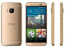HTC One M9 32GB Gold Unlocked Android Smart Mobile Phone