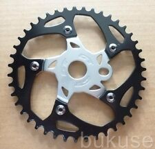 NOS GT Racing black Sprocket 43T fit Haro Redline DK BMX Old School