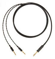 "Corpse Cable GraveDigger for Beyerdynamic T1/T5p, Sony MDR-Z1R - 1/4"" Plug - 6ft"
