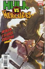 HULK VS HERCULES WHEN TITANS COLLIDE...VF/NM...2008...Greg Pak...Bargain