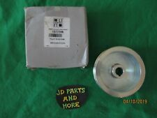 "NEW GENUINE HYSTER FORKLIFT STEERING PUMP PULLEY 1377748  4-3/4"" OD.1.3/8"" WIDE"
