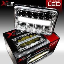 LED Headlamp Headlights Sealed Beam Replacement LH / RH (2 Pack)