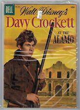 Walt Disney's Davy Crockett at The Alamo- Dell Four Color Comic-#639 (GER)