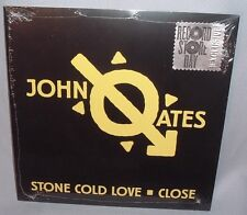 "45 7"" JOHN OATES Stone Cold Love SINGLE Flourecent Colored Vinyl  RSD NEW SEALED"