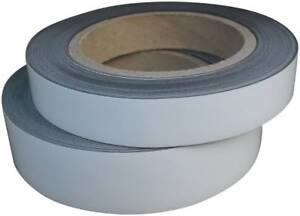 Self Adhesive Magnetic Tape/Strip 1m - Strong 20mm Wide