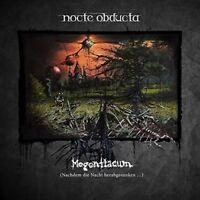 NOCTE OBDUCTA - MOGONTIACUM (NACHDEM DIE NACHT HERABGESUNKEN,,,) 2 VINYL LP NEU