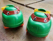 Vintage 1980's Teenage Mutant Ninja Turtles Quad Skates
