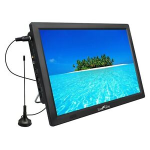 BeFree Sound BFS-TV14 Portable Rechargeable 14 Inch Led TV