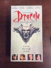 Bram Stokers Dracula (VHS, 1998, Closed Captioned) Winona Ryder VHSshop.com