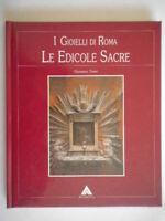 Le edicole sacretesei giovannianthroposgioielli roma arte rilegato c nuovo 66