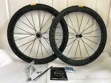 NEW Carbon Clincher Road 50x23mm.Wheel Set. 10-11speed shimano/sram hub.700C