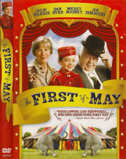 The First of May (DVD,2008),Mickey Rooney, like new   w/slipcover , ships frere