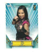 Xia Li 2019 Topps WWE Women's Division 1ST NXT Rookie Card #49