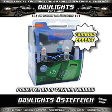 Powertec by M-Tech H3 Extreme Weather Control Rainbow Halogen Lampen Duobox