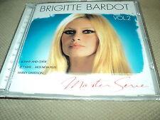 """CD """"BRIGITTE BARDOT - MASTER SERIE, VOLUME 2"""" best of"""