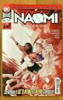 Naomi 4  2nd Print Variant DC 2019 NM+