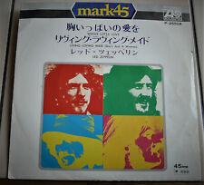 LP - LED ZEPPELIN - SINGLE / JAPAN