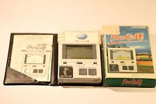 Pro Golf 1984 Electronic Hand held Game by Bandai Japan LSI-Game