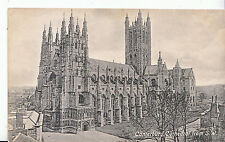 Kent Postcard - Canterbury Cathedral from South West    ZZ3330