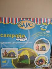 Tenda da campeggio bimbo sicuro Saro