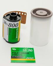 FUJICOLOR PRESS 800 CZ 135-36 COLOR PRINT FILM! FREEZER KEPT! EXPIRED 10/2005!