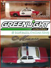 13222 86573 GreenLight Police 1-43 1977 Dodge Monaco - Finchburg County Sheriff