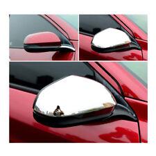 For Honda Vezel HR-V 2016-2017 Chrome Door Rearview Mirror Decorator Cover Trim