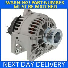 RENAULT & FITS NISSAN VARIOUS MODELS **MUST CHECK PART-NUMBER** NEW ALTERNATOR